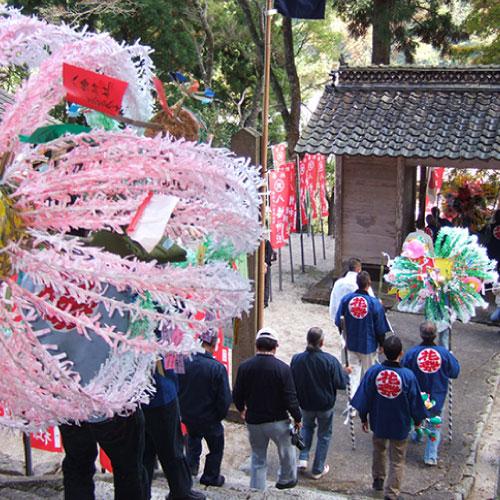 八幡神社(阿波)