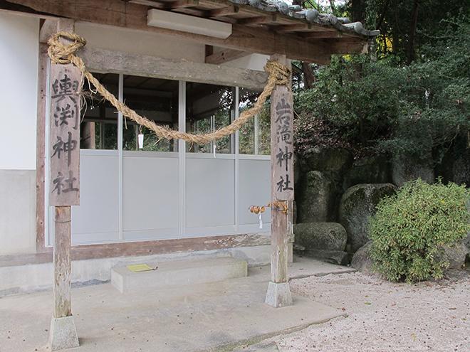 吉井川(河岸緑地公園)