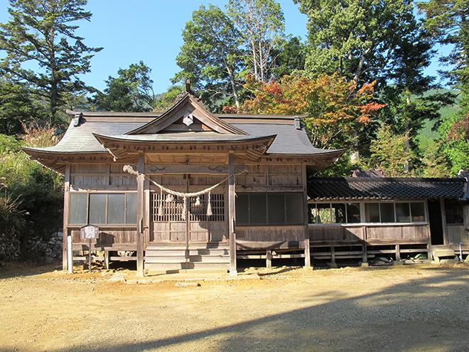 八幡神社(勝北)