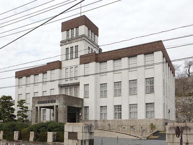 津山郷土博物館 (現在休館中)