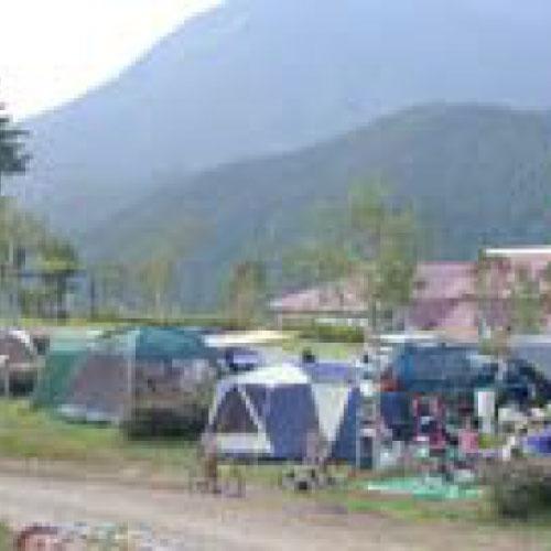 いぶきの里オートキャンプ場