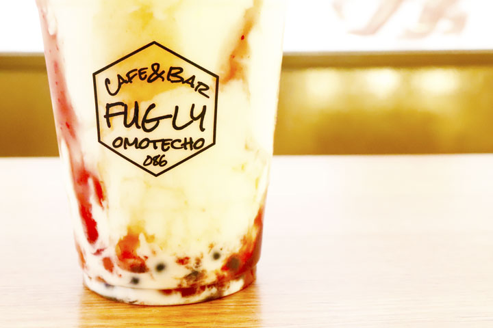 cafe&Bar FUGLY 様